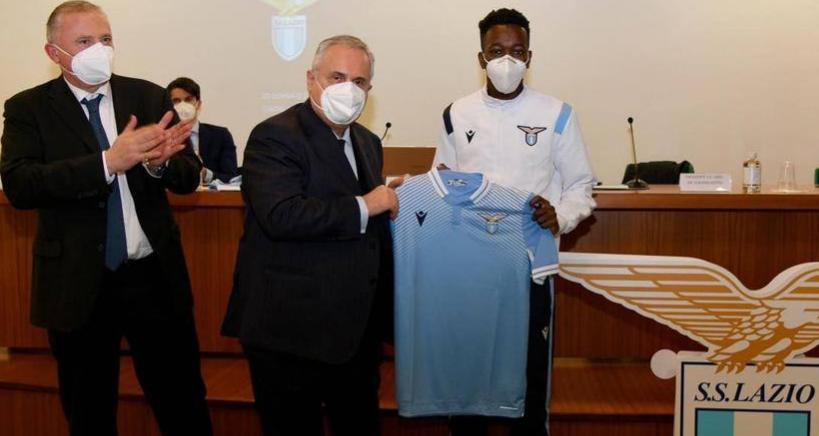 Photo of «Լացիոն» ձեռք է բերել 17-ամյա ֆուտբոլիստի, որին մարզիչներից մեկը տեսել է փախստականների ճամբարում եւ հրավիրել ակումբ