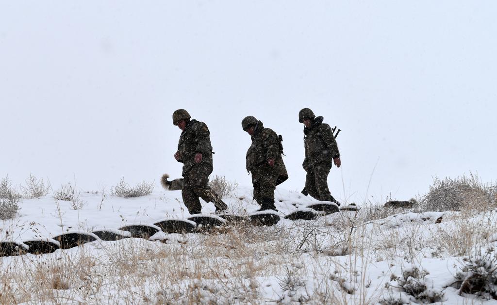 Photo of Ստուգայց է իրականացվել 5-րդ զորամիավորման ենթակայությամբ գործող N զորամասի մարտական հենակետերում