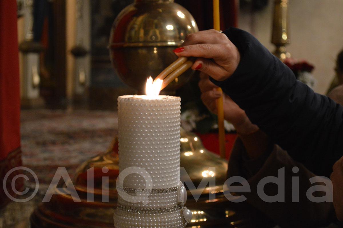 Photo of Սբ ծննդյան ճրագալույցի արարողությունը Թբիլիսիի եկեղեցիներում