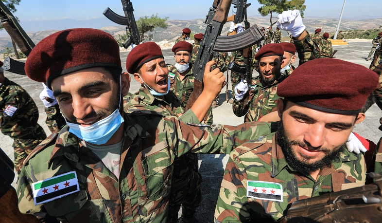 Photo of Սիրիացի վարձկանները ավելի շատ վախեցել են ադրբեջանցի զինվորականներից, քան հայերից