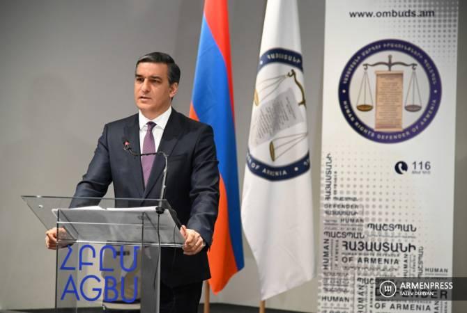 Photo of Ադրբեջանը գերիների հարցը ակնհայտ կերպով քաղաքականացնում է. Արման Թաթոյան