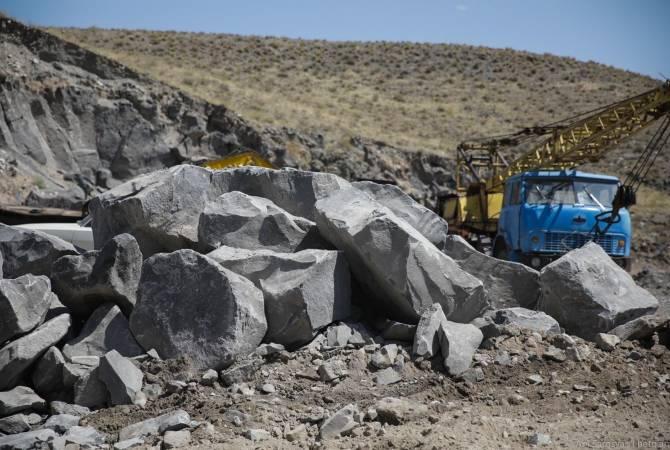 Photo of Մարտակերտի քարհանքից արդյունահանվելիք քարի զգալի մասը կօգտագործվի նոր բնակավայրի կառուցման համար