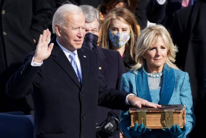 Photo of Ջո Բայդենը ստանձնեց ԱՄՆ նախագահ պաշտոնը