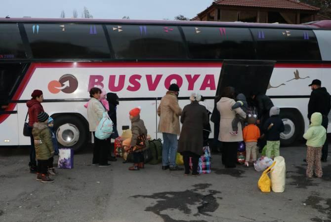 Photo of В сопровождении миротворцев РФ в Нагорный Карабах вернулись 50 тыс. 658 человек