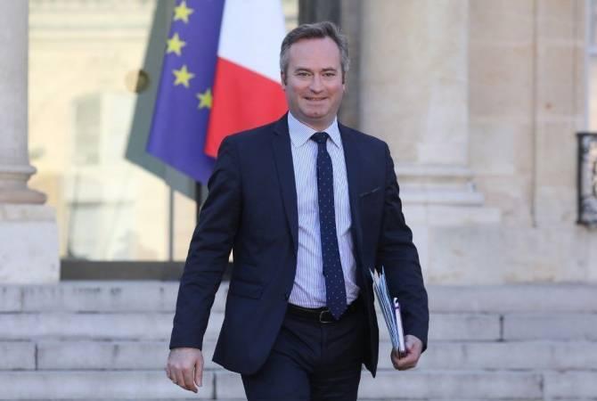 Photo of Госсекретарь МИД Франции Жан Батист Лемуан с двухдневным рабочим визитом прибудет в Ереван