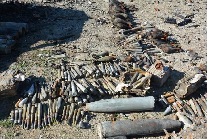 Photo of Արցախում կվնասազերծվի չպայթած զինամթերք.պայթյունի ձայնը լսելի կլինի Ստեփանակերտում