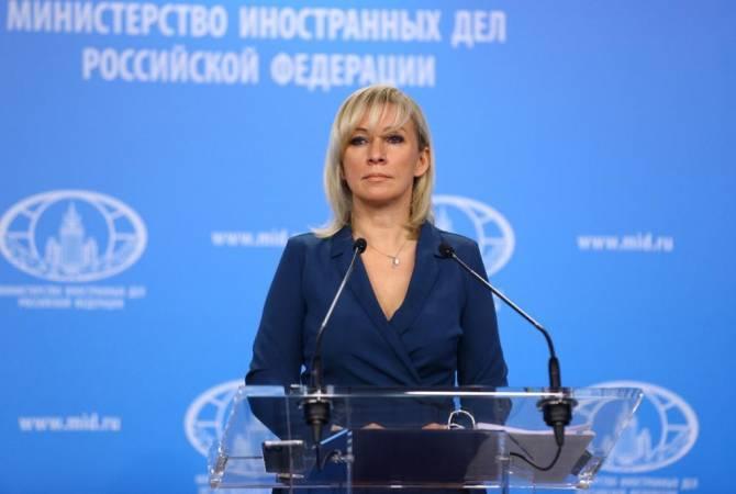 Photo of Захарова: Для России оптимальным вариантом является обмен пленными по формуле «всех на всех»