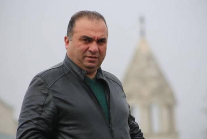 Photo of ԱԱԾ-ն Վահան Բադասյանին կալանավորելու միջնորդություն է ներկայացրել դատարան