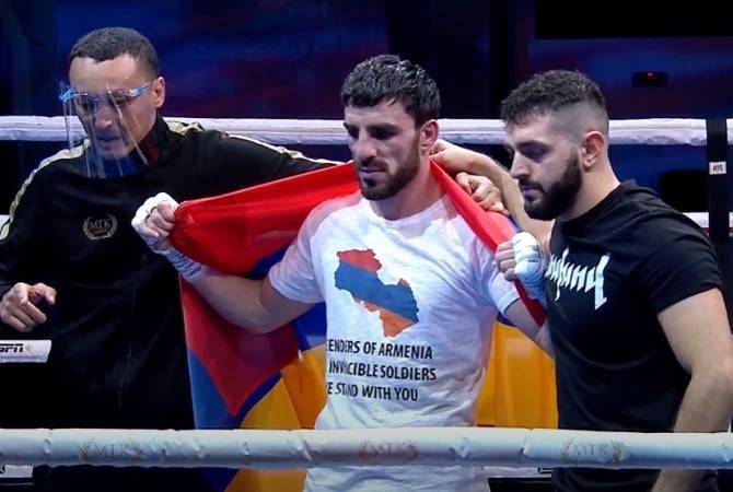 Photo of Բաչկովը պրոֆեսիոնալ ռինգում երկրորդ մենամարտը կանցկացնի Ղազախաստանում
