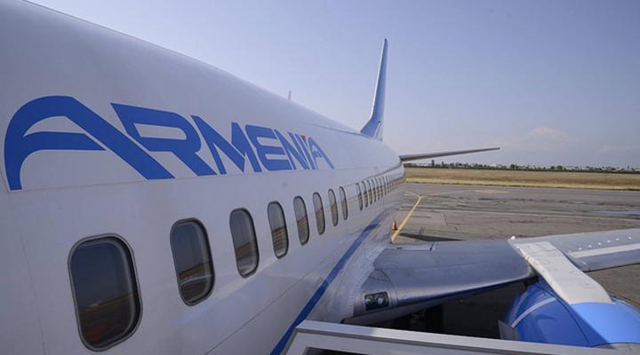 Photo of В ближайшие дни авиакомпания «Армения» возобновит регулярные рейсы в РФ