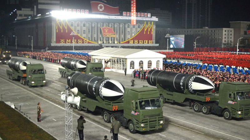 Photo of «Աշխարհի ամենահզոր զենքը». Փհենյանը նոր բալիստիկ հրթիռներ է ցուցադրել