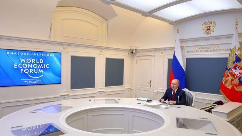 Photo of Путин выступил в Давосе. Он посетовал на рост популизма и социального расслоения в мире