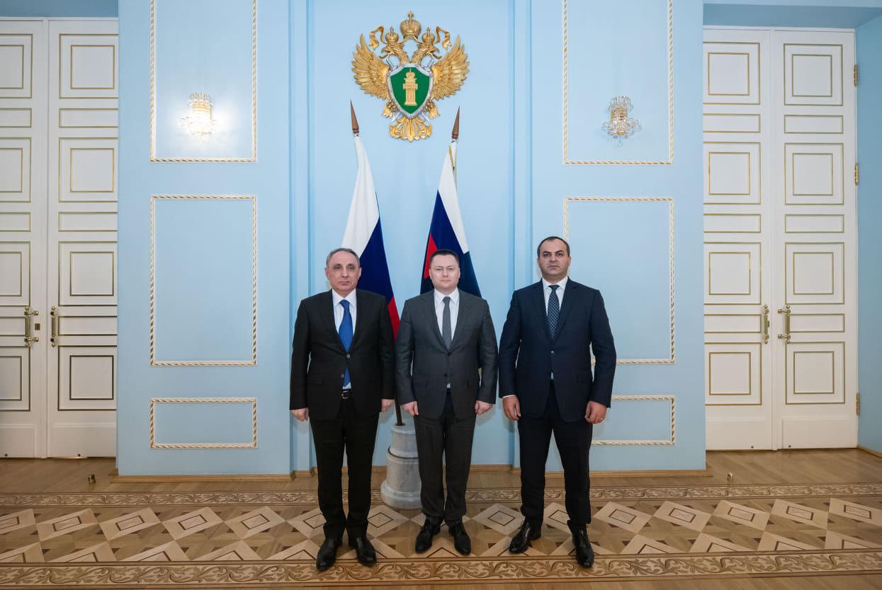 Photo of Генпрокурор Армении на встрече с азербайджанским и российским коллегами озвучил вопрос скорейшего возвращения армянских военнопленных