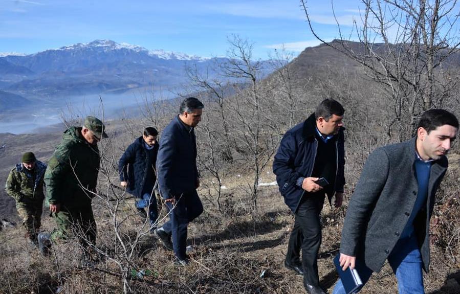 Photo of Վտանգվել է ՀՀ պետական սահմանների անվտանգությունը. ՄԻՊ-ն այցելել է Կապան եւ Կապանի գյուղեր
