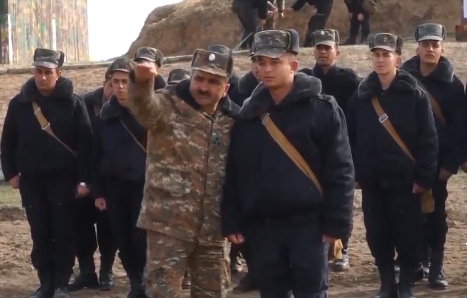 Photo of Գոյամարտ. մեր զինծառայողները շարունակում են հսկել հայրենիքի սահմանները