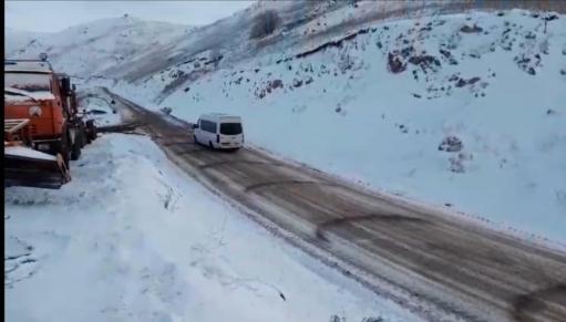 Photo of Մարտունիի, Ապարանի, Վայքի տարածաշրջաններում ձյուն է տեղում