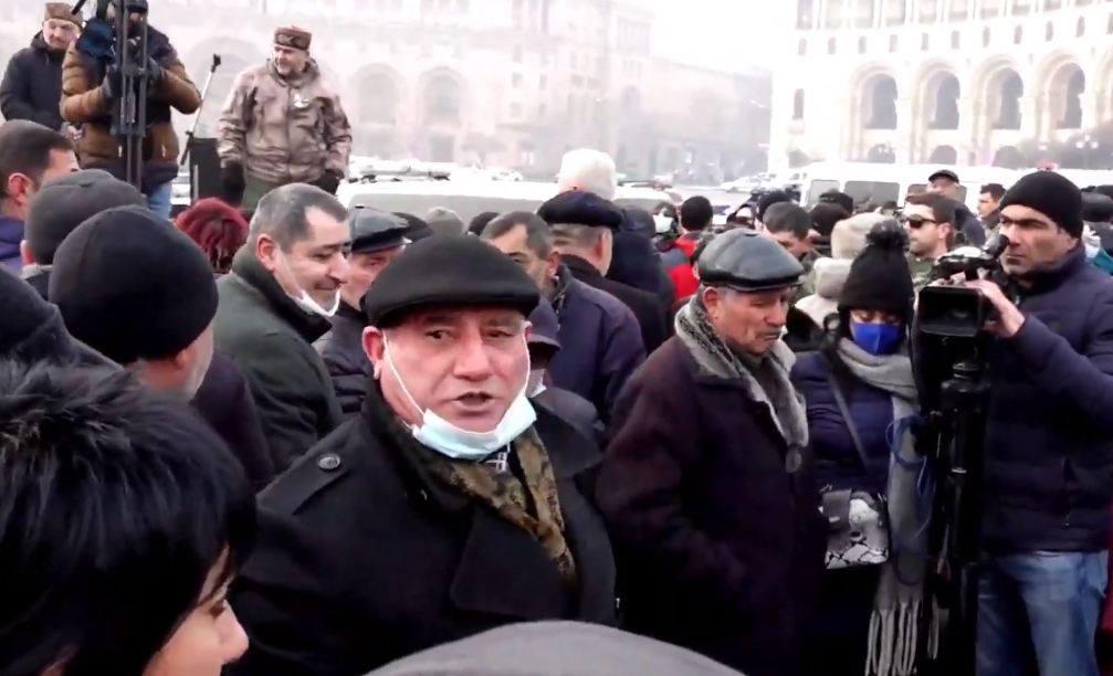 Photo of Հանրահավաք Հանրապետության հրապարակում. քաղաքացիները պահանջում են իշխանության հրաժարականը (ուղիղ)