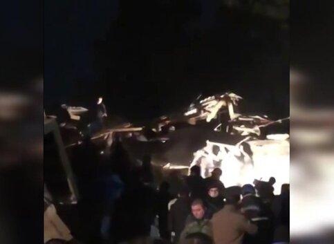 Photo of Պայթյուն է տեղի ունեցել Բաքվի արվարձաններում