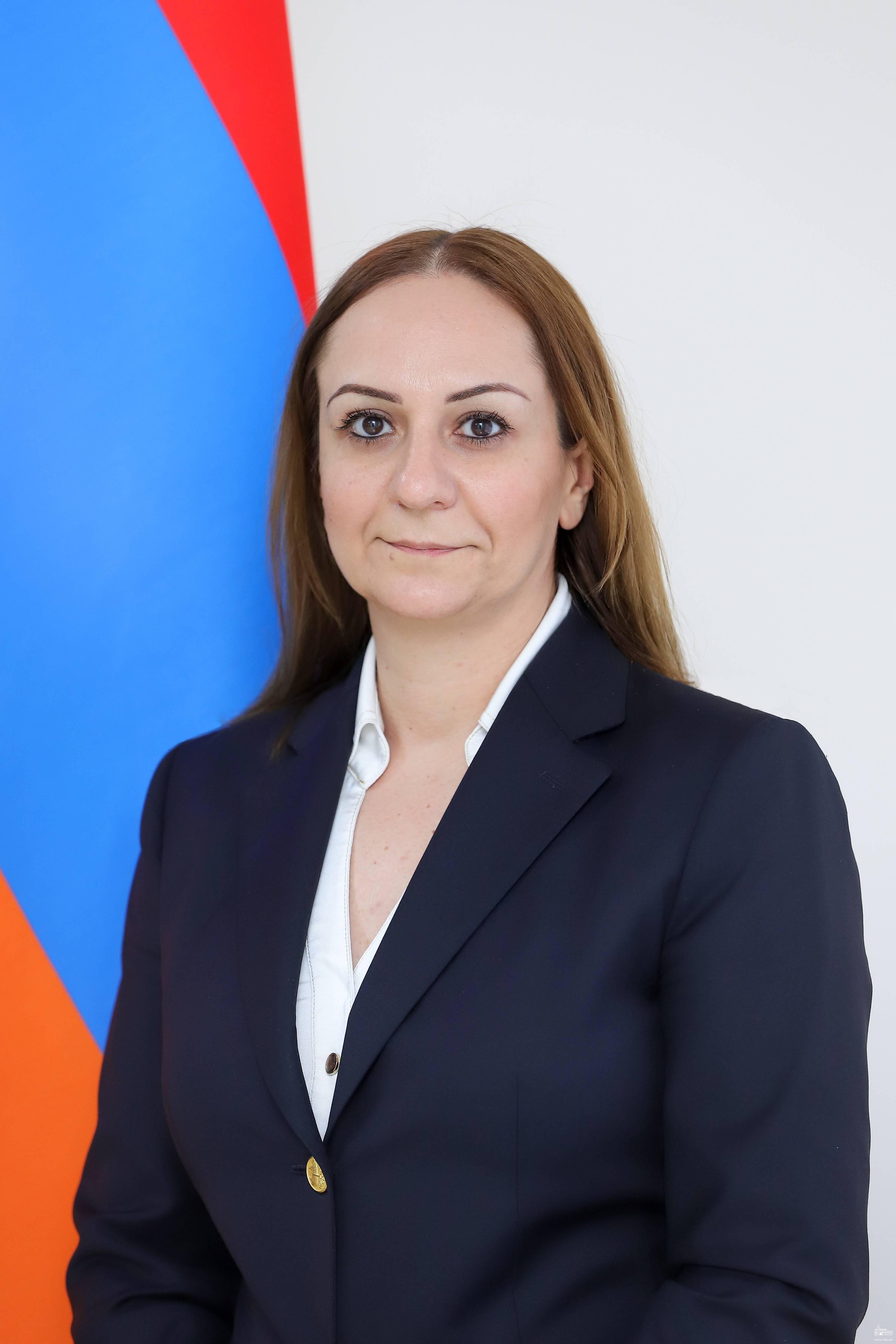 Photo of ՀՀ նախագահի հրամանագրով Արմելլա Շաքարյանը Մեքսիկայի Միացյալ Նահանգներում նշանակվել է ՀՀ արտակարգ և լիազոր դեսպան
