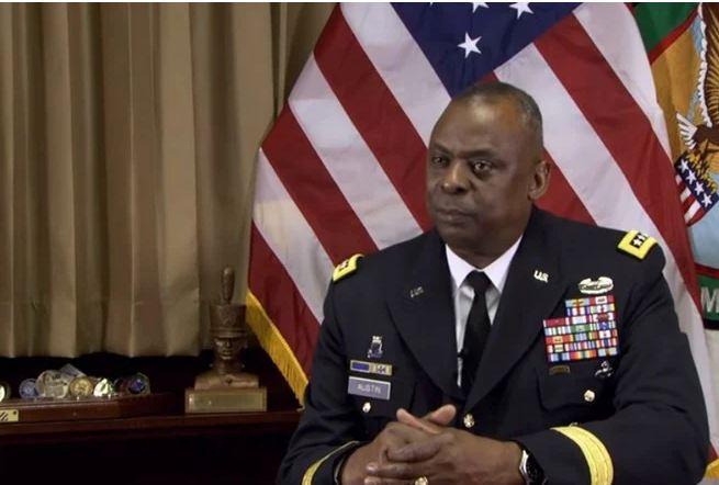Photo of Пентагон впервые возглавил афроамериканец