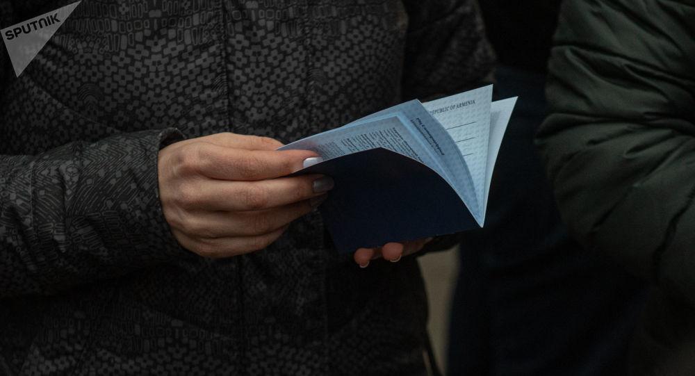 Photo of Ադրբեջանցիներին ՀՀ անձնագրեր չեն բաժանվել. Քյարամյանը` իրեն ուղղված մեղադրանքների մասին