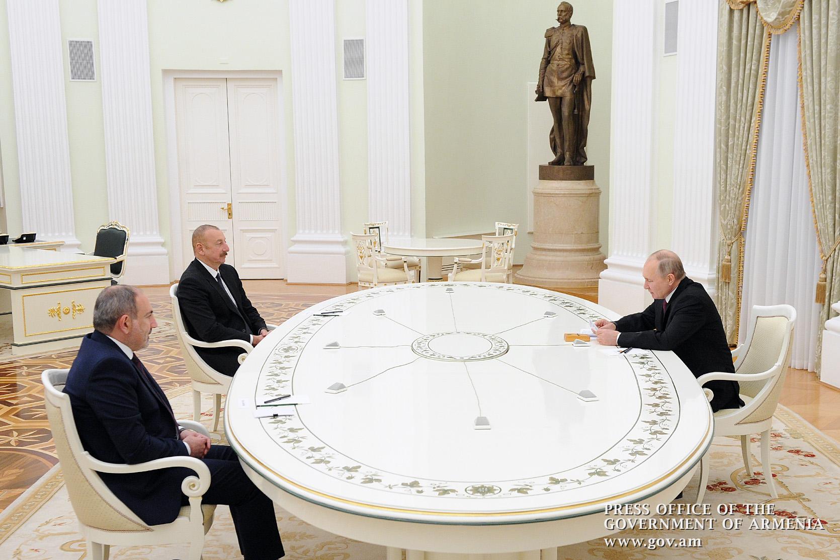 Photo of «Если Мегри будет угрожать хоть какая-то стратегическая угроза, народ Армении избавится от 200-летнего российского присутствия на Южном Кавказе»
