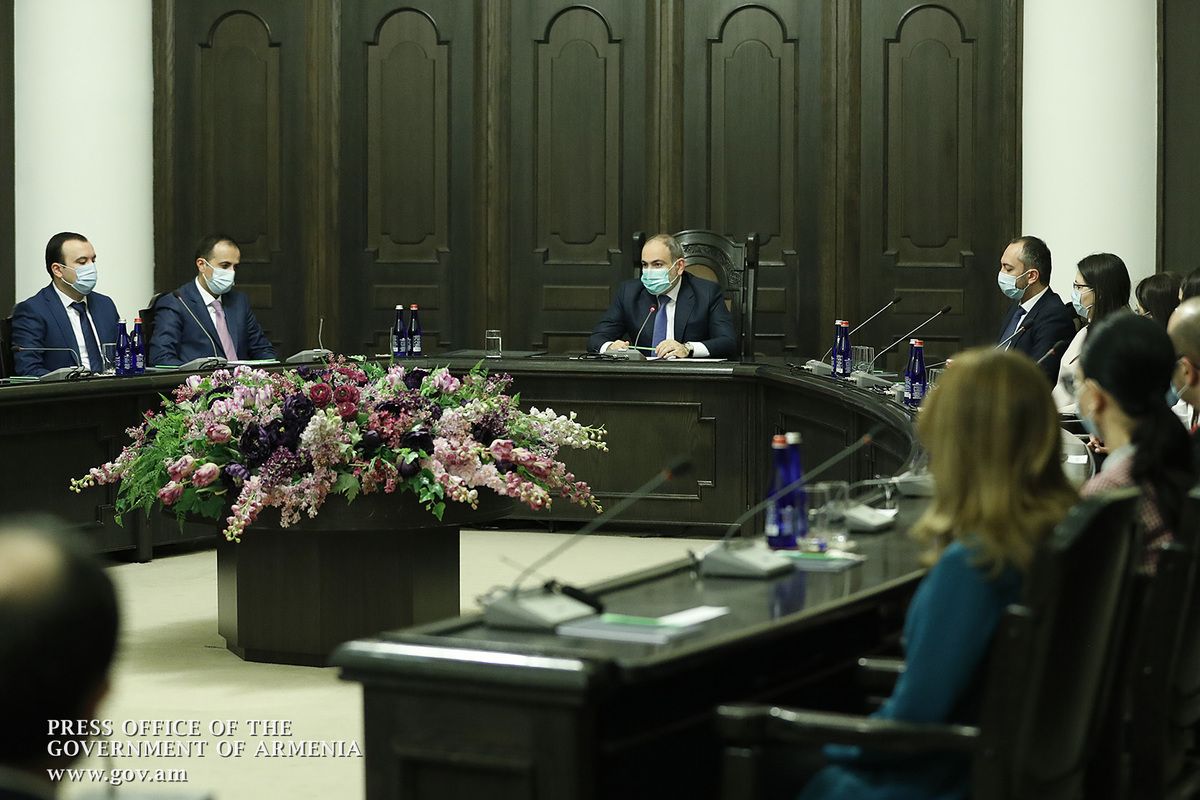 Photo of Պետական կառավարման համակարգը ռեսթարթի անհրաժեշտություն ունի, որը պետք է սկսվի վարչապետի աշխատակազմից. Նիկոլ Փաշինյան