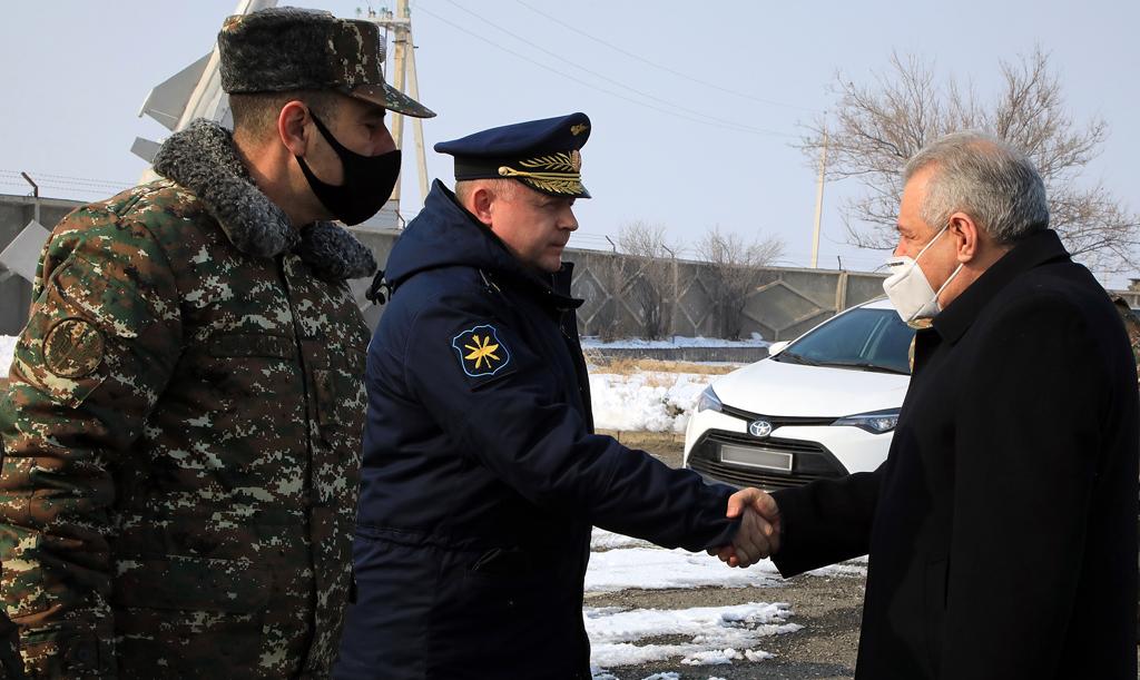 Photo of Վաղարշակ Հարությունյանը կարևորել է հայ-ռուսական ռազմական համագործակցության խորացման անհրաժեշտությունը