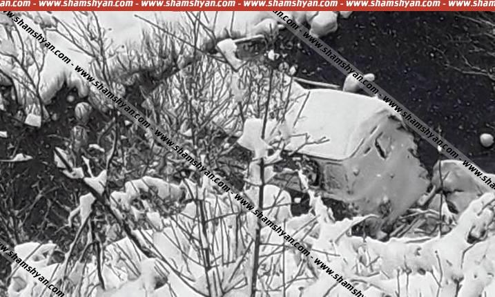 Photo of Սյունիքի մարզում ճանապարհի մերկասառույցի պատճառով ՀՀ ՊՆ УАЗ մակնիշի ավտոմեքենան հայտնվել է ձորում․ 3 վիրավորները ՊՆ ծառայողներ են