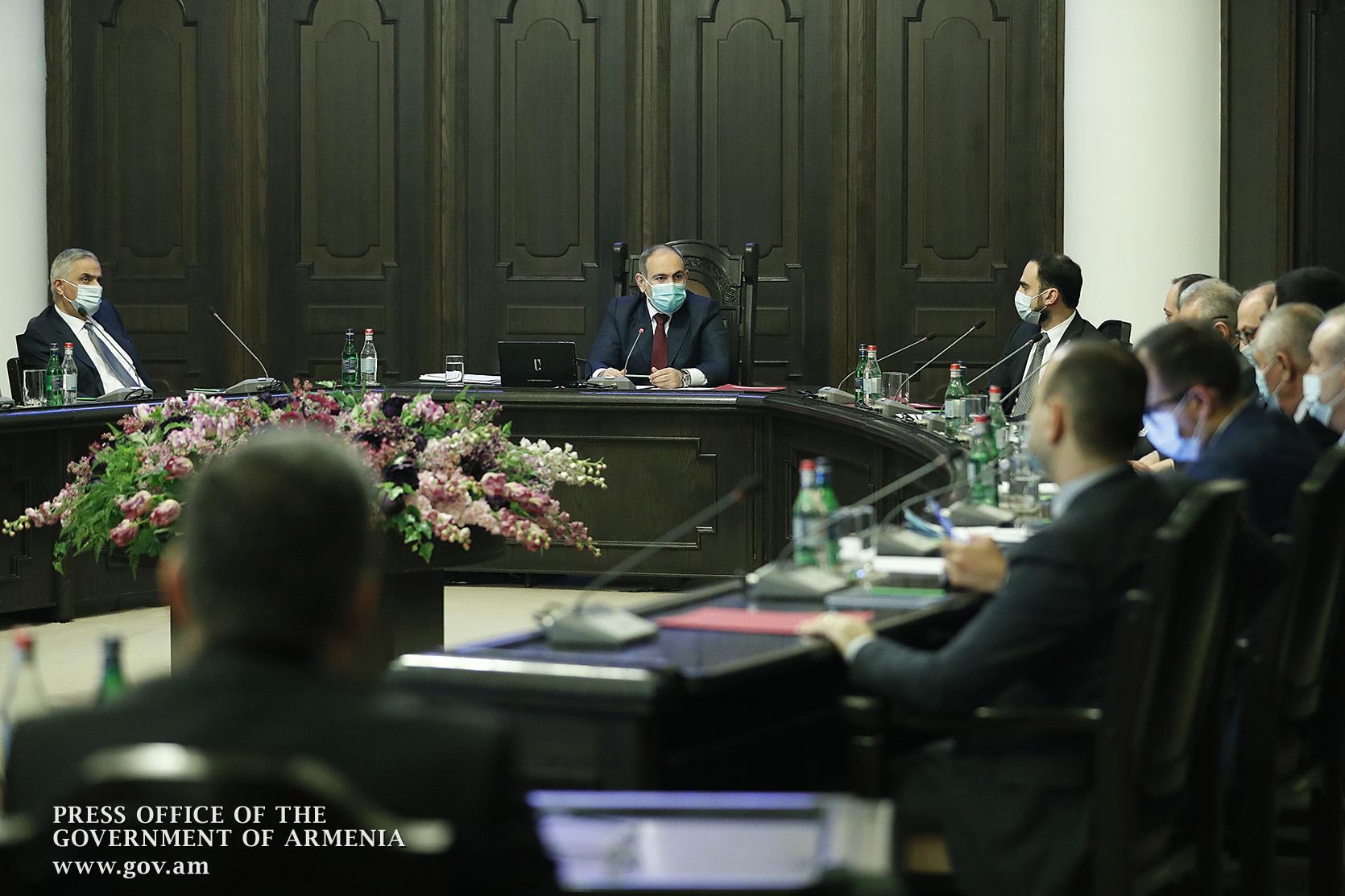Photo of Հայաստանը մտնում է դատական համակարգի բարեփոխումների շատ կարևոր փուլ. Նիկոլ Փաշինյան