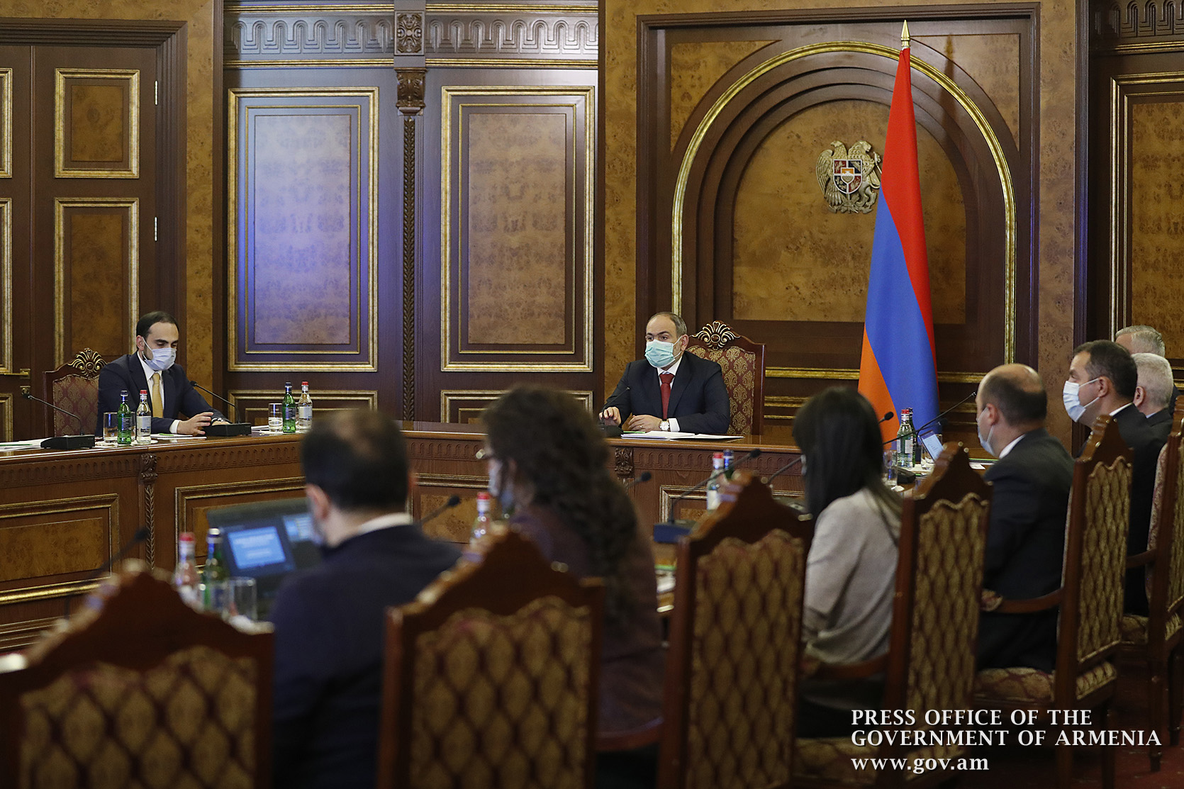 Photo of Վարչապետի գլխավորությամբ քննարկվել է Տնտեսական արձագանքման ծրագրի նախագիծը