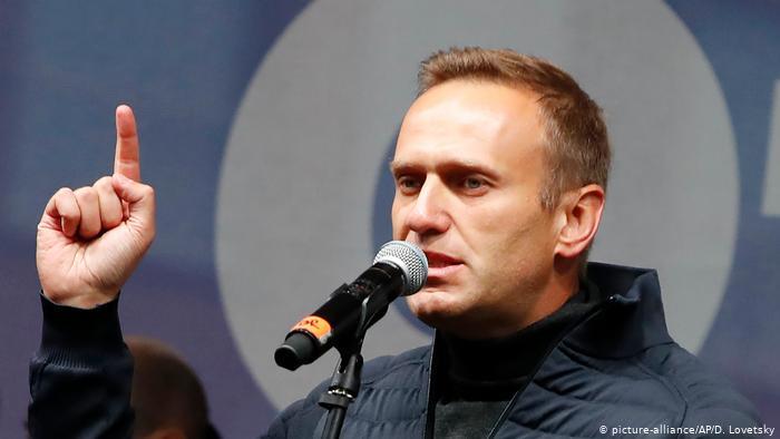 Photo of Навальный сообщил из СИЗО, что у него нет планов самоубийства