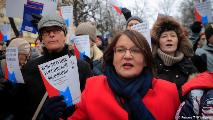 Photo of Юлия Галямина заявила о давлении прокуратуры в связи с возвращением Навального