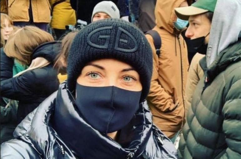 Photo of Юлию Навальную задержали на несанкционированной акции в Москве