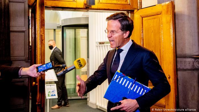 Photo of Правительство Нидерландов уходит в отставку