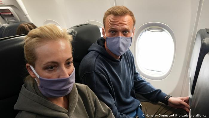 Photo of Возвращение Навального в Россию: самолет приземлился в Шереметьево