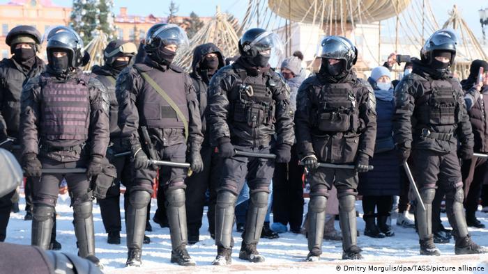 Photo of Amnesty призвала не препятствовать акциям в поддержку Навального