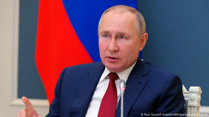 Photo of Давос: Путин выразил готовность улучшить отношения с Европой
