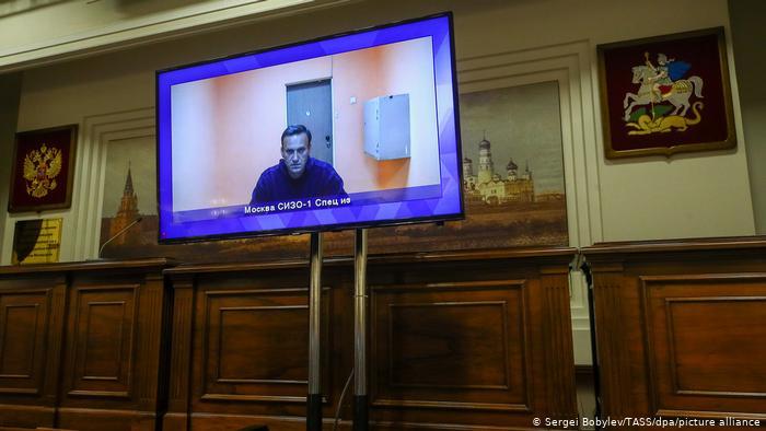Photo of Защита Алексея Навального обжалует в ЕСПЧ его арест