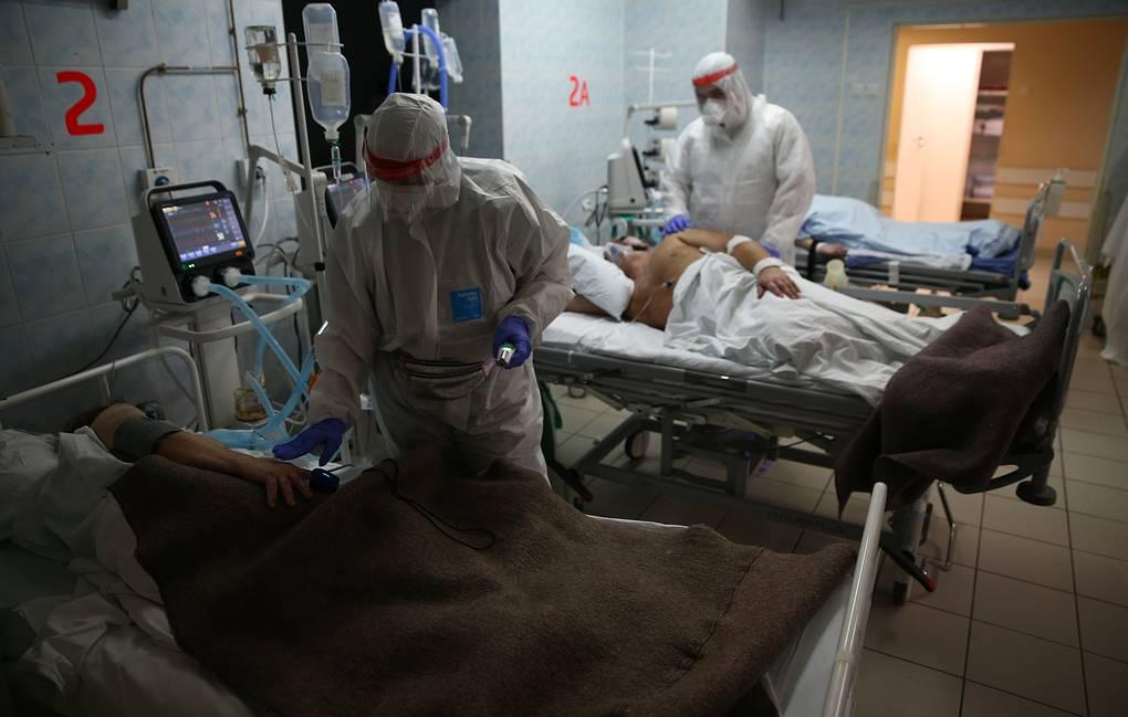 Photo of В России выявили 23 586 заразившихся коронавирусом за сутки