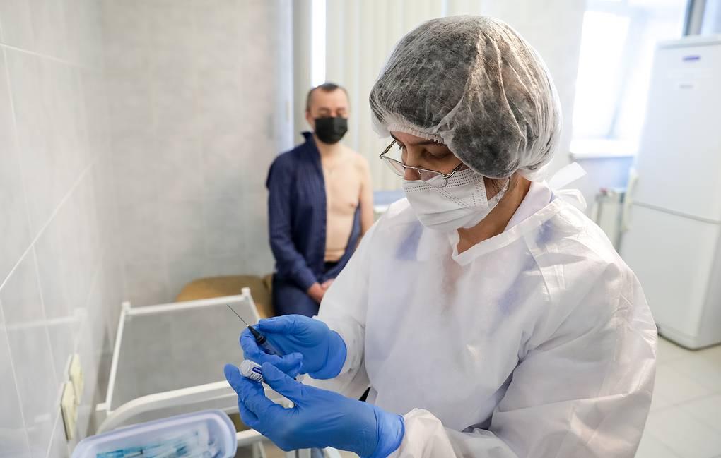 Photo of В России стартует массовая вакцинация от коронавируса