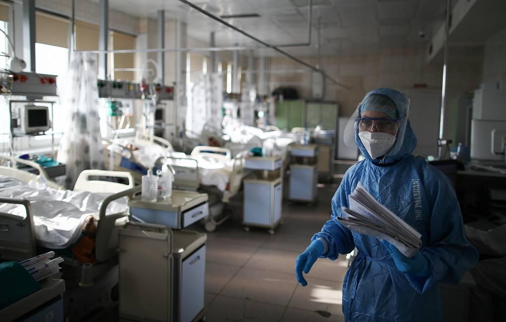 Photo of В России выявили 21 734 случая заражения коронавирусом за сутки