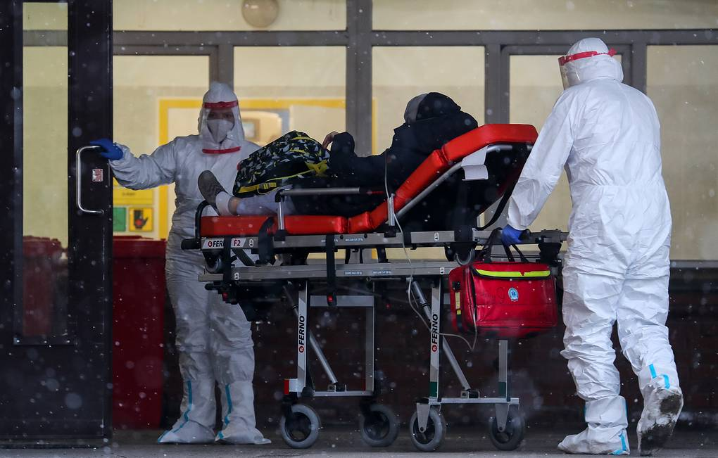 Photo of В России за сутки выявили 21 152 заразившихся коронавирусом