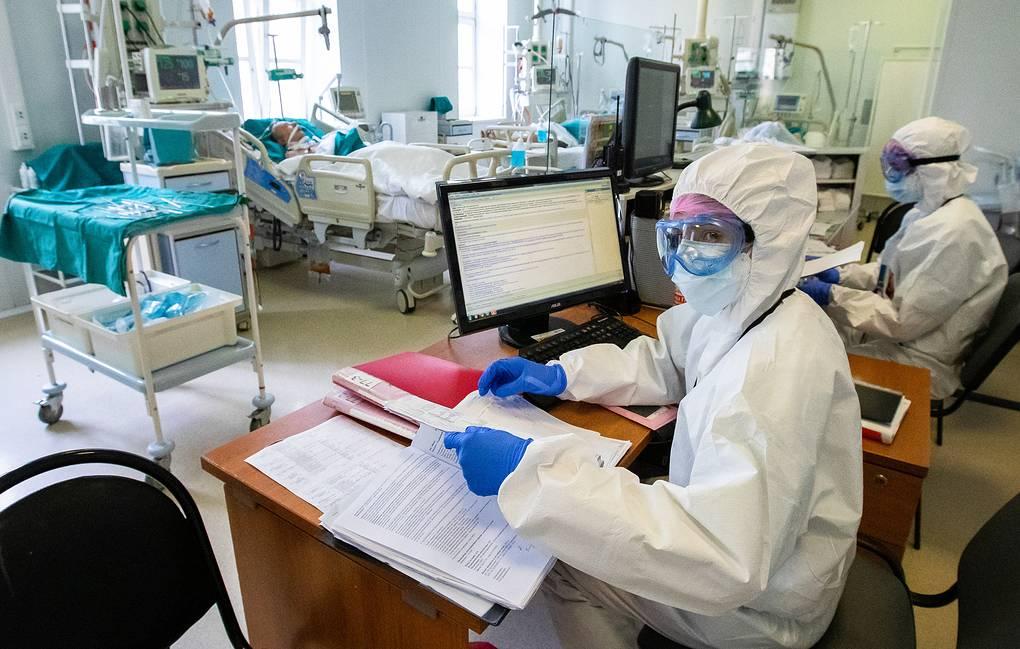 Photo of В России выявили 19 290 заразившихся коронавирусом за сутки. Это минимум с 3 ноября