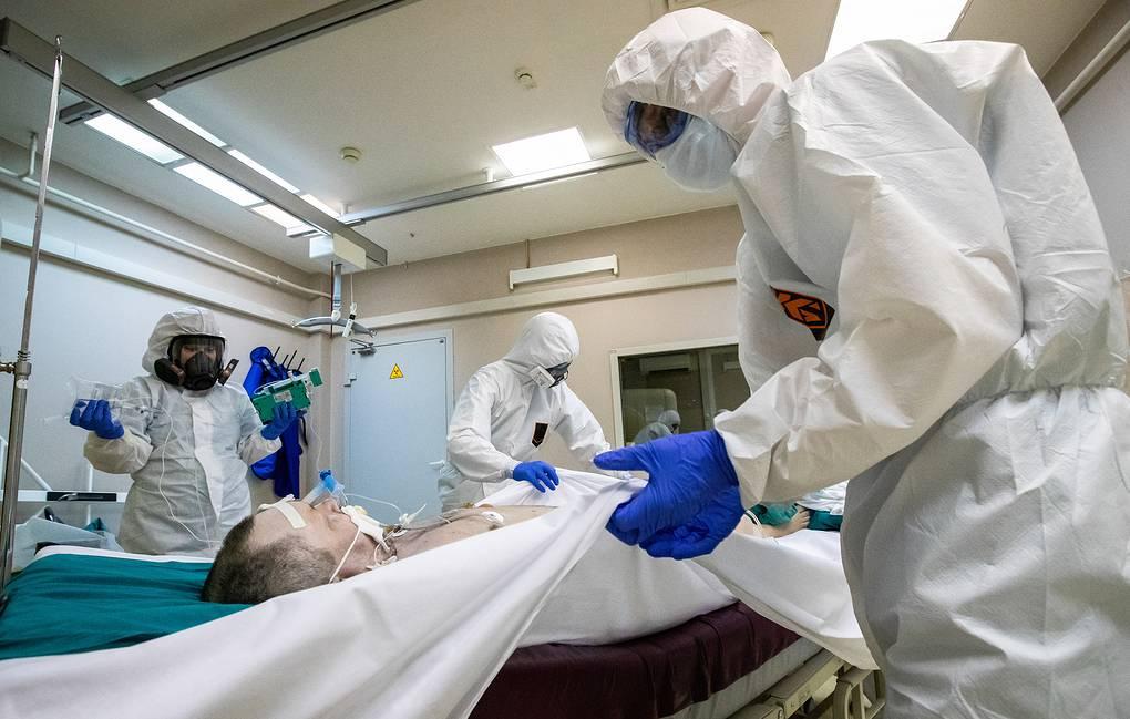 Photo of В России выявили 17 741 случай заражения коронавирусом за сутки
