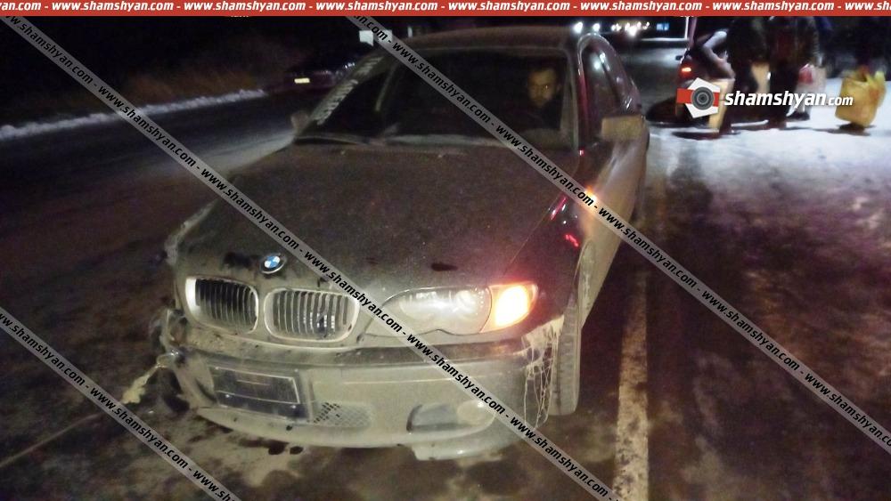 Photo of Ավտովթար Գեղարքունիքի մարզում․ բախվել են 27-ամյա վարորդի BMW ու 25-ամյա վարորդի Mercedes մակնիշի ավտոմեքենաները․ կա վիրավոր