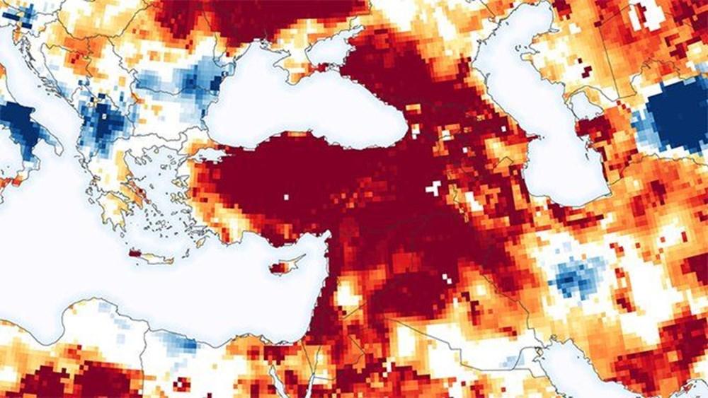 Photo of NASA-ն զգուշացնում է Թուրքիայում երաշտի լուրջ վտանգի մասին