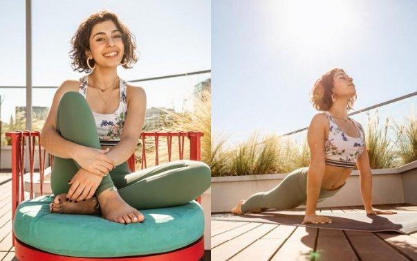 Photo of Forbes опубликовал статью о 15-летней Натали Асатрян — самом молодом тренере йоги в США