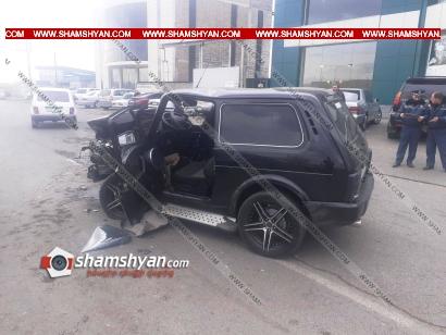 Photo of Ավտովթար Նորագավիթում. 25-ամյա եւ 28-ամյա վարորդները տեղափոխվել են հիվանդանոց
