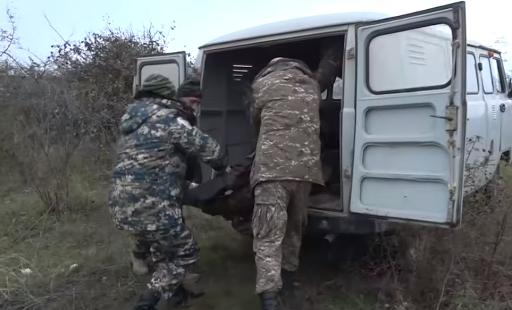 Photo of ГСЧС Арцаха: Обнаружены два тела, одно на территории Варанда, второе в селе Туми